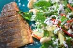 Wolfsbarsch mit Kokos-Salat (6)