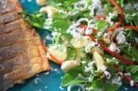 Wolfsbarsch mit Kokos-Salat (7)