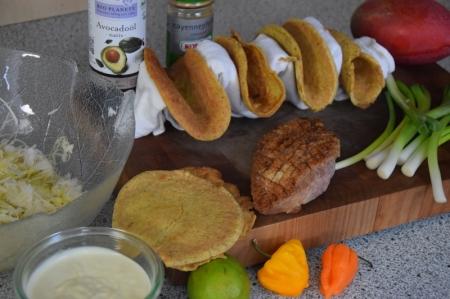 Tacos mit Ente (1)