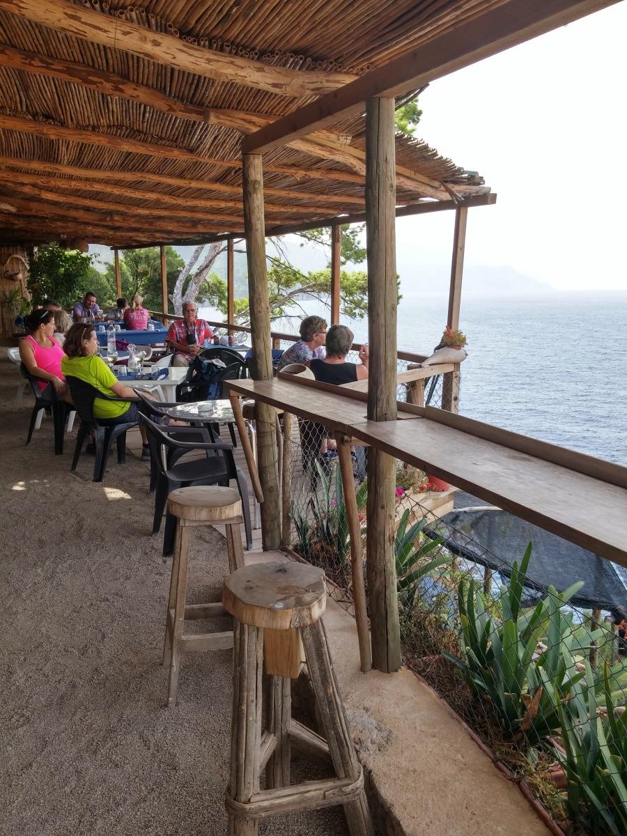 "Das spektakulärste Restaurant auf Mallorca, das ""Sa Foradada"""