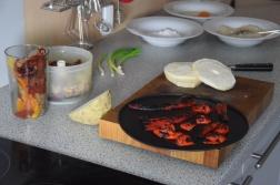 sellerie-schnitzel-mit-suskartoffel-dip-und-tomaten-dip-2
