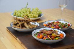 zitronen-tomatensalat-mit-gebackenen-melanzanischlangen-11