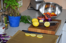 zitronen-tomatensalat-mit-gebackenen-melanzanischlangen-2