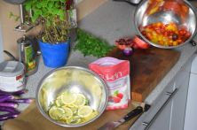 zitronen-tomatensalat-mit-gebackenen-melanzanischlangen-3