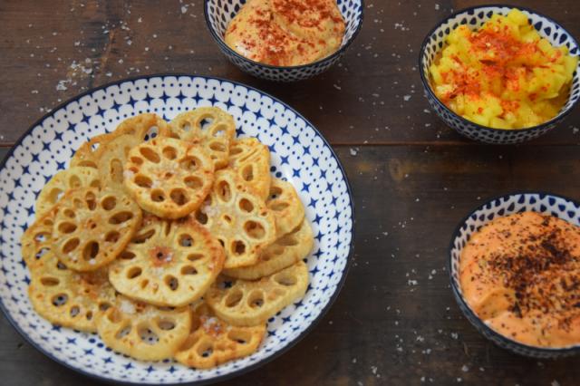 frittierte-lotoswurzel-mit-mayo-und-mango-4