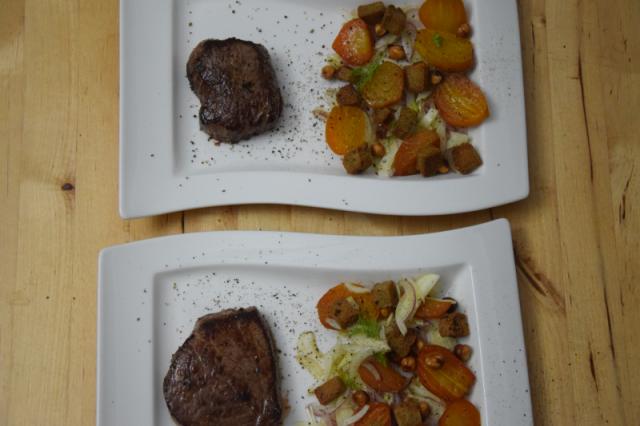 huferlsteak-mit-gelber-bete-fenchel-salat-4