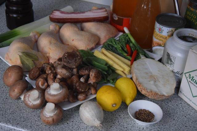 hahnchen-frikassee-mit-champignon-gemuse-1