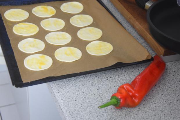 Gerollte Zucchini-Seezunge (3)