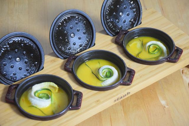 Gerollte Zucchini-Seezunge (7)