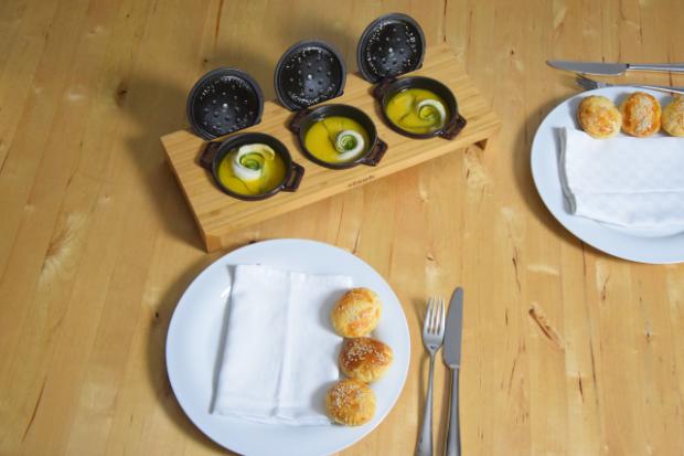 Gerollte Zucchini-Seezunge (8)