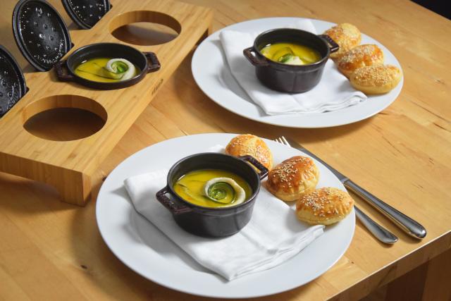 Gerollte Zucchini-Seezunge (9)