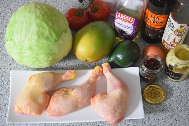 Kraut & Huhn, ein bisschen Mayonnaise (1)