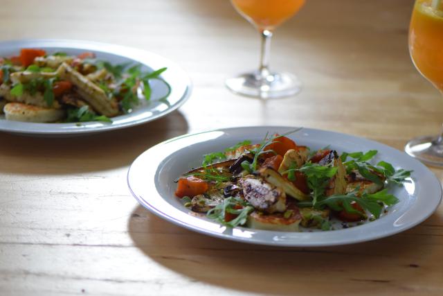 Apfel-Pastinaken-Salat mit Orange Lean (7)