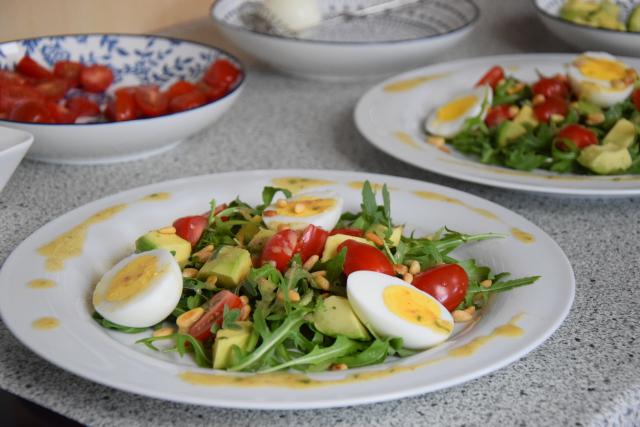 Avocado-Tomatensalat (1)
