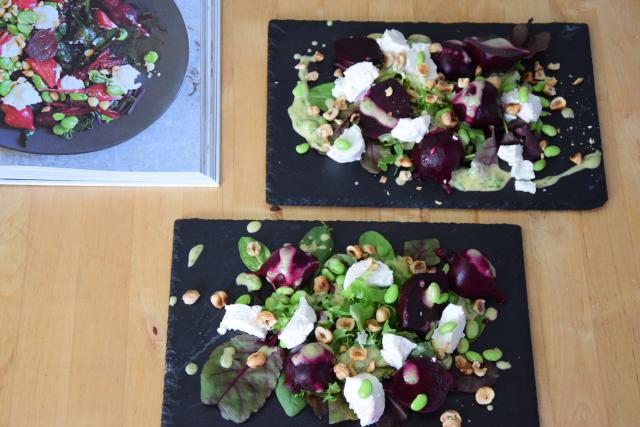 Rote Bete-Salat mit Rote-Bete-Margarita (3)