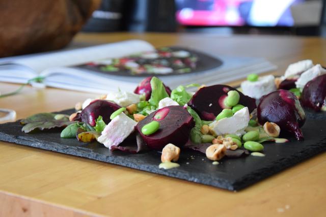 Rote Bete-Salat mit Rote-Bete-Margarita (7)