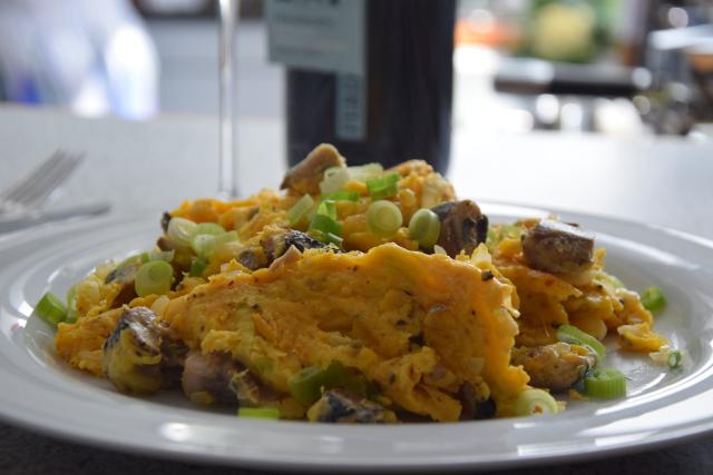 Omelette nach Art der Fischer (4)