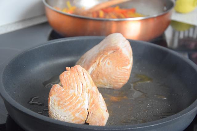 Thunfisch und ein bisschen Gemüse (3)