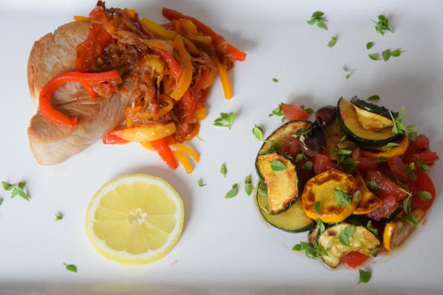 Thunfisch und ein bisschen Gemüse (4)