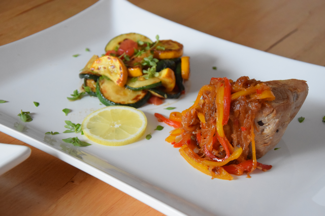 Thunfisch und ein bisschen Gemüse (5)