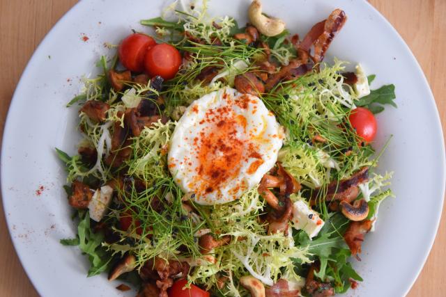 Pfifferling-Salat (4)