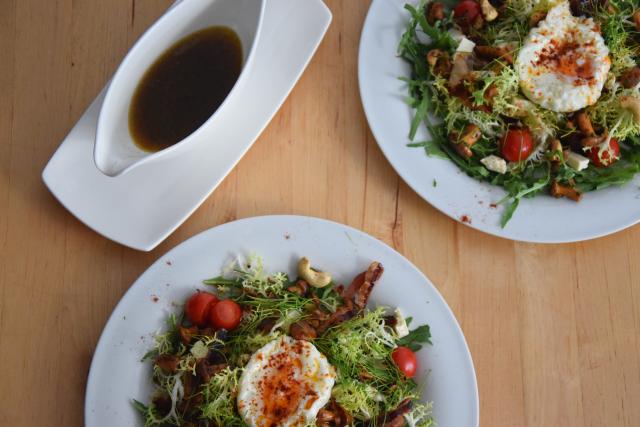 Pfifferling-Salat (5)