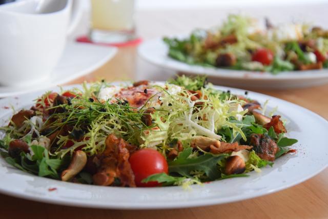Pfifferling-Salat (6)