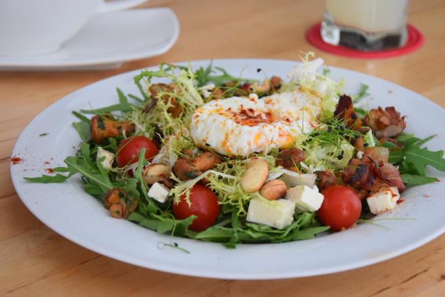 Pfifferling-Salat (7)