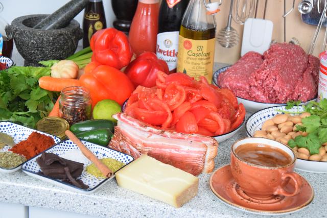 """Chili con Carne """"Lagerfeuerromantik"""" (1)"""