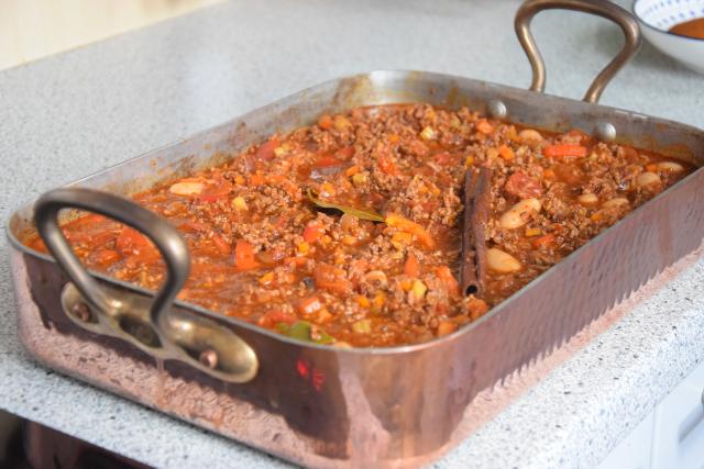 """Chili con Carne """"Lagerfeuerromantik"""" (2)"""