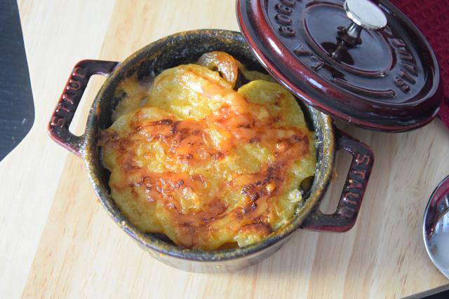 Savoyer Kartoffel-Gratin (2)