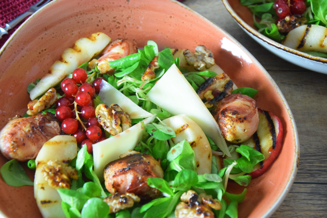 Gegrillter Salat (2)