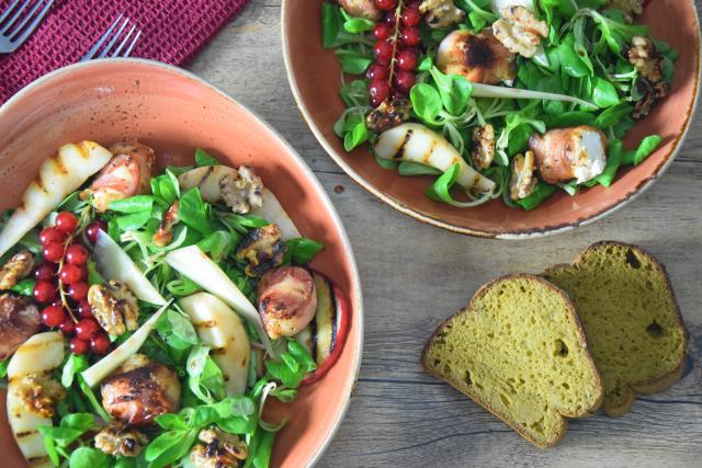 Gegrillter Salat (4)