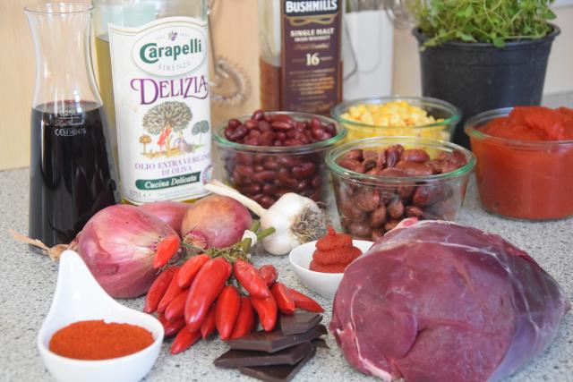 Wild Chili con Carne (1)