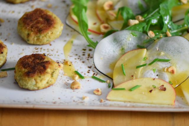 Saiblingspflanzerl mit Haselnuss-Salat (8)