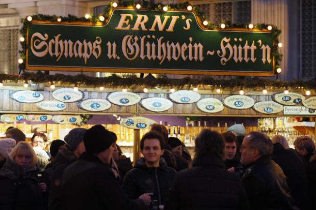 Frohe Weihnacht aus Wien (3)