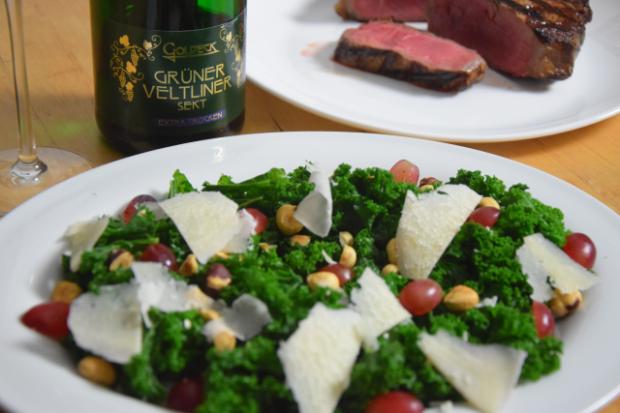 Steak mit Grünkohl (4)