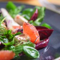 Radicchio-Grapefruit-Salat