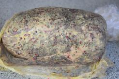 Roastbeef in der Pfefferkruste