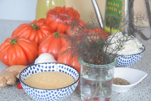 Rote Lava-Suppe (1)