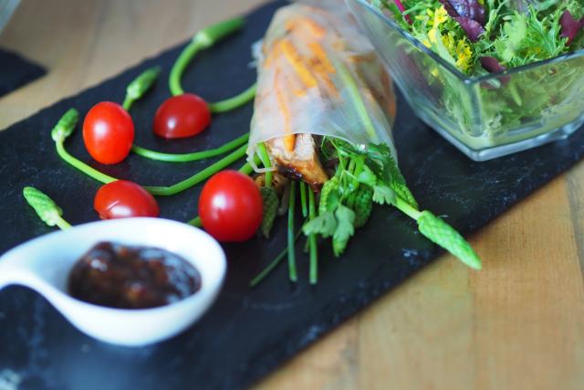 Gemüse-Carabineros mit Pluma (27)