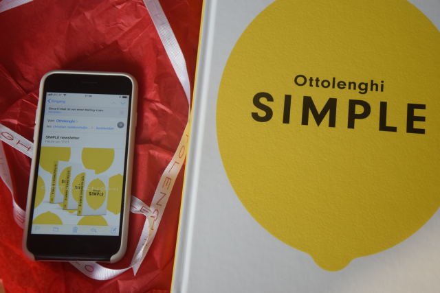 Ottolenghi SIMPLE just arrived! (10)