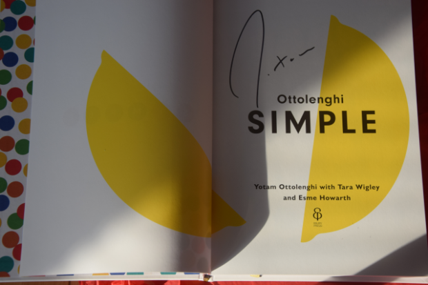 Ottolenghi SIMPLE just arrived! (5)
