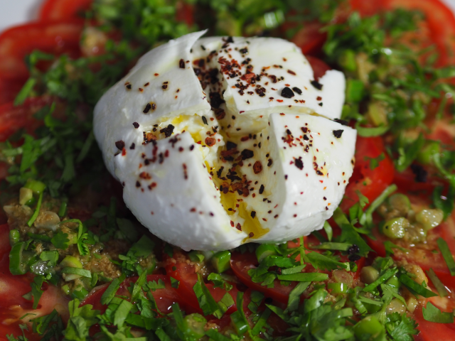 Tomaten, Frühlingszwiebel, Ingwer (11)