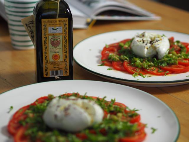 Tomaten, Frühlingszwiebel, Ingwer (9)
