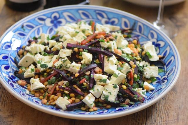 Gelber-Erbsen-Salat (3)
