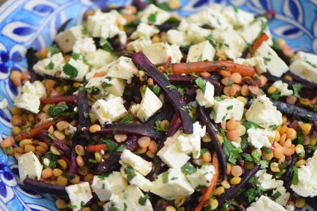 Gelber-Erbsen-Salat (4)