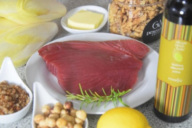 Thunfisch in Rosmarinbutterkruste (1)