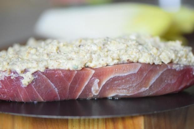 Thunfisch in Rosmarinbutterkruste (2)