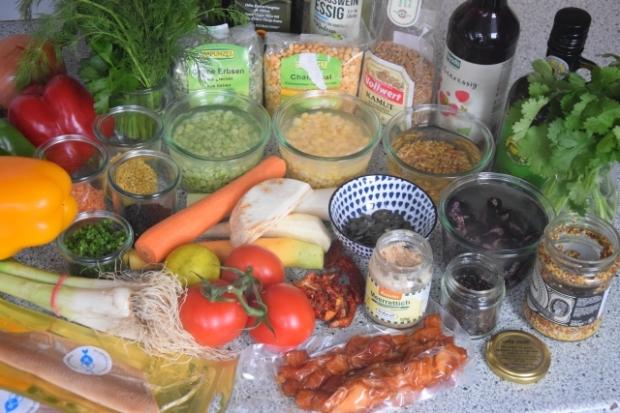 fünf kleine salate zum mitnehmen (1)